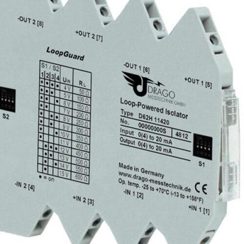 Güç Döngü İsolatörleri ( Loop Power Isolator)