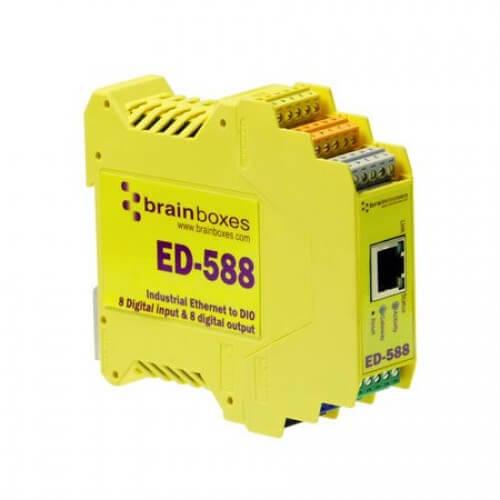Ethernet I/O Modülleri