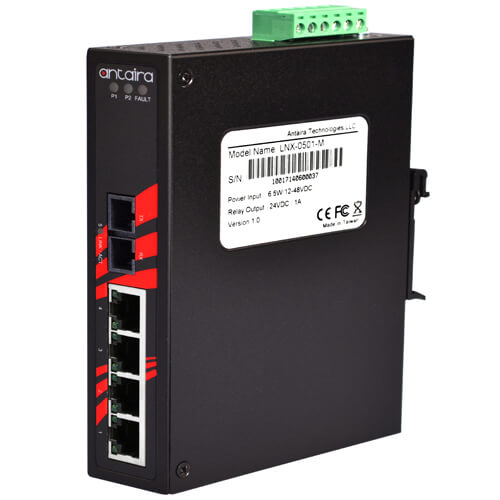 Endüstriyel Ethernet Switch,Ethernet Switch,DIN-Rail Ethernet Switch
