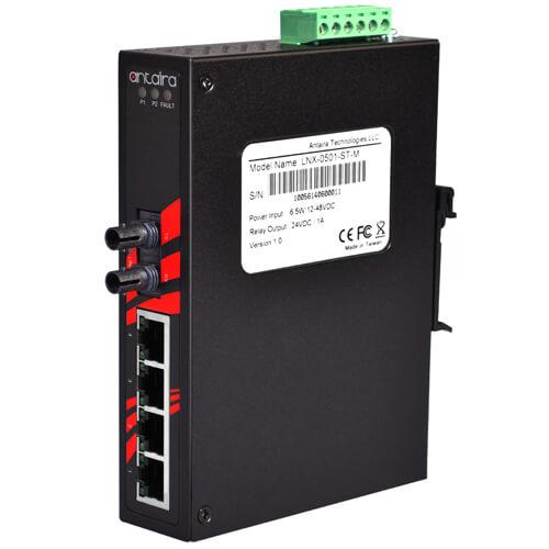 Endüstriyel Ethernet Switch,Ethernet Switch,DIN-Rail Ethernet Switch