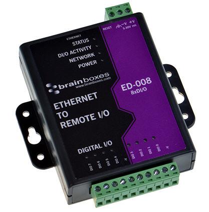 Endüstriyel IO,Ethernet IO Sistemleri,Lojik IO,Endüstriyel Lojik Giriş Çıkış,Remote IO